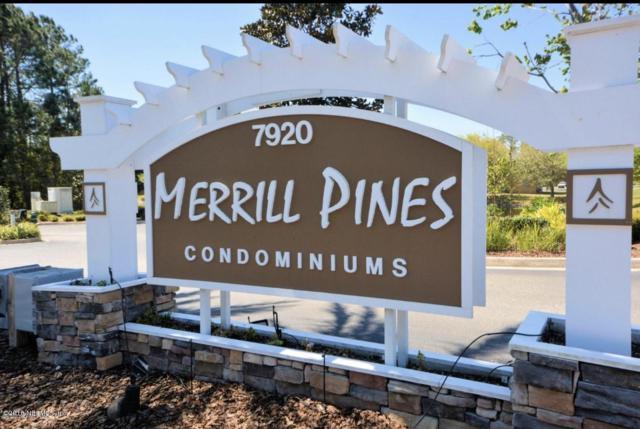 7920 Merrill Rd #1813, Jacksonville, FL 32277 (MLS #944675) :: Memory Hopkins Real Estate