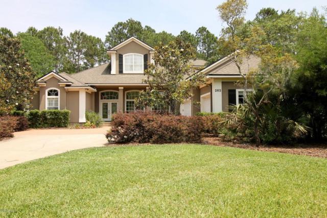 262 Sophia Ter, St Augustine, FL 32095 (MLS #944783) :: EXIT Real Estate Gallery