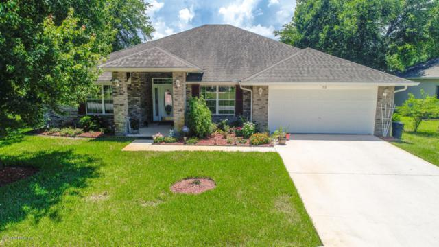 70 Pheasant Dr, Palm Coast, FL 32164 (MLS #945103) :: EXIT Real Estate Gallery