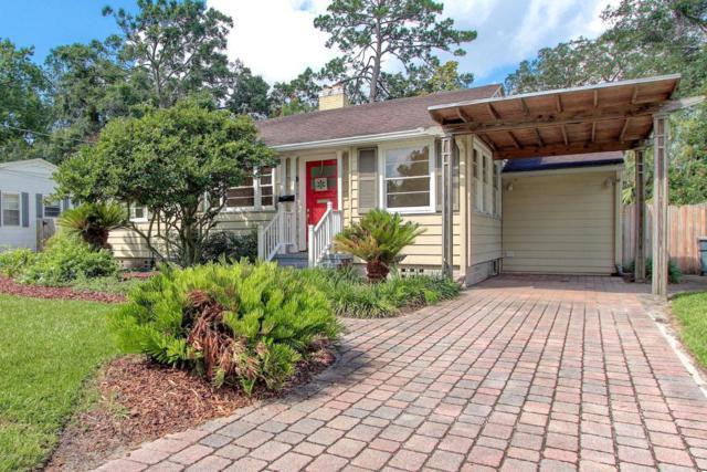 1512 Parrish Pl, Jacksonville, FL 32205 (MLS #945256) :: Memory Hopkins Real Estate