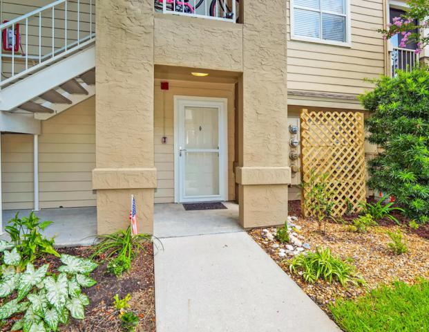 17 Arbor Club Dr #101, Ponte Vedra Beach, FL 32082 (MLS #945321) :: Memory Hopkins Real Estate