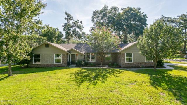 2237 Yearling Ct, Orange Park, FL 32073 (MLS #945544) :: St. Augustine Realty