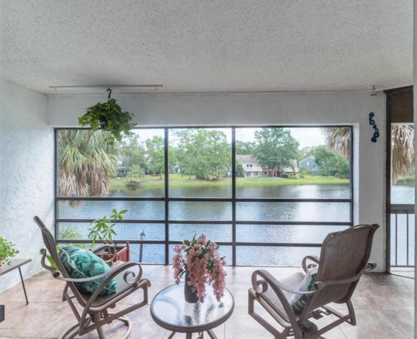 6161 Lake Tahoe Dr #6161, Jacksonville, FL 32256 (MLS #945660) :: Memory Hopkins Real Estate