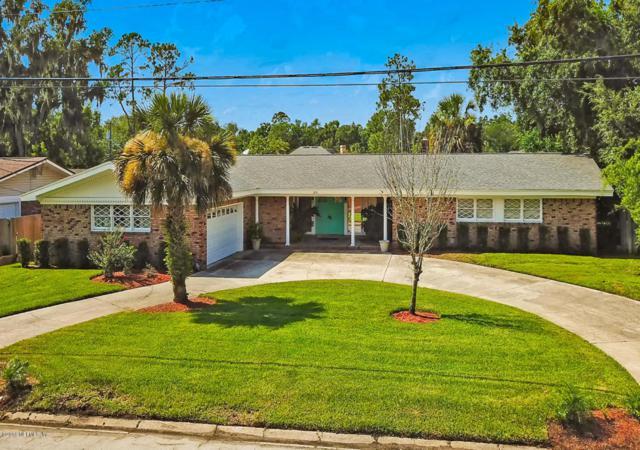 3751 Montclair Dr, Jacksonville, FL 32217 (MLS #945769) :: EXIT Real Estate Gallery