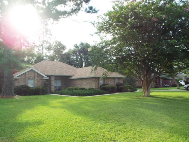 1291 Copper Creek Dr, Macclenny, FL 32063 (MLS #945774) :: St. Augustine Realty