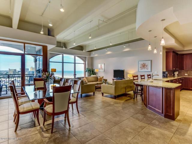 320 1ST St N #810, Jacksonville Beach, FL 32250 (MLS #945810) :: EXIT Real Estate Gallery