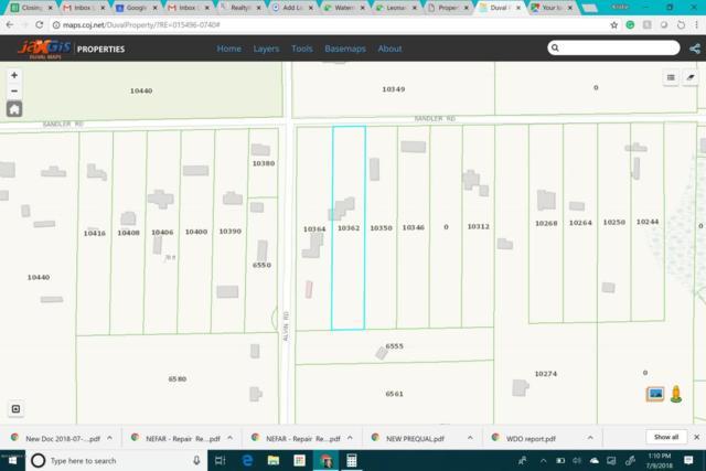 10362 Sandler Rd, Jacksonville, FL 32222 (MLS #946044) :: EXIT Real Estate Gallery