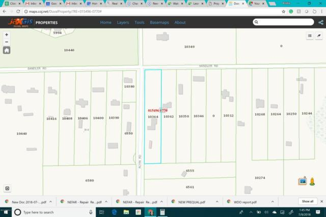 10364 Sandler Rd, Jacksonville, FL 32222 (MLS #946048) :: EXIT Real Estate Gallery