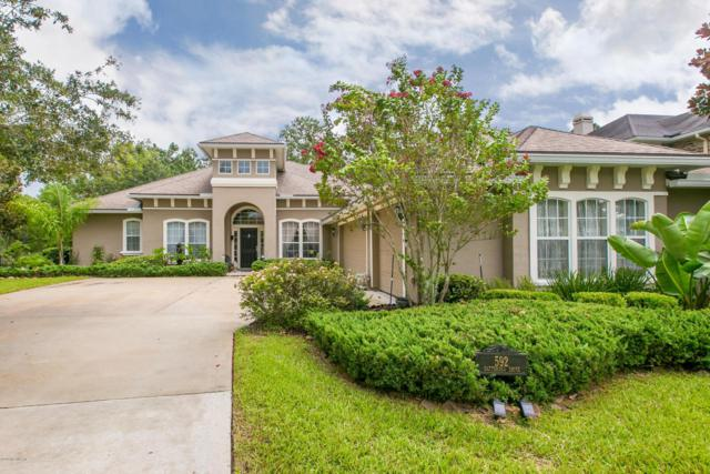 592 Battersea Dr, St Augustine, FL 32095 (MLS #946296) :: The Hanley Home Team