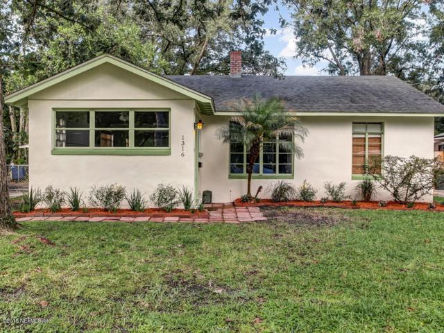 1316 Rensselaer Ave, Jacksonville, FL 32205 (MLS #946601) :: Memory Hopkins Real Estate