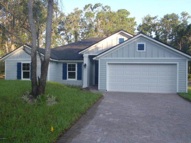 260 Lakeshore Dr, St Augustine, FL 32095 (MLS #946712) :: The Hanley Home Team