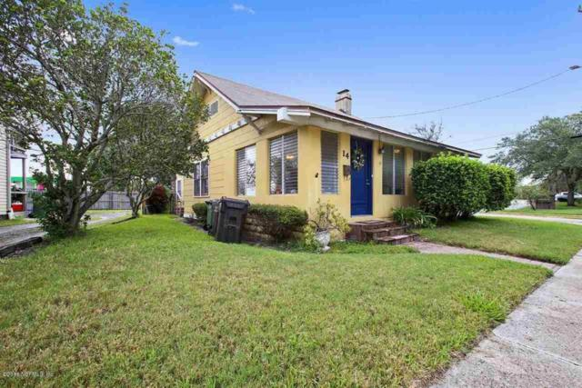 14 Grant St, St Augustine, FL 32084 (MLS #946892) :: Florida Homes Realty & Mortgage