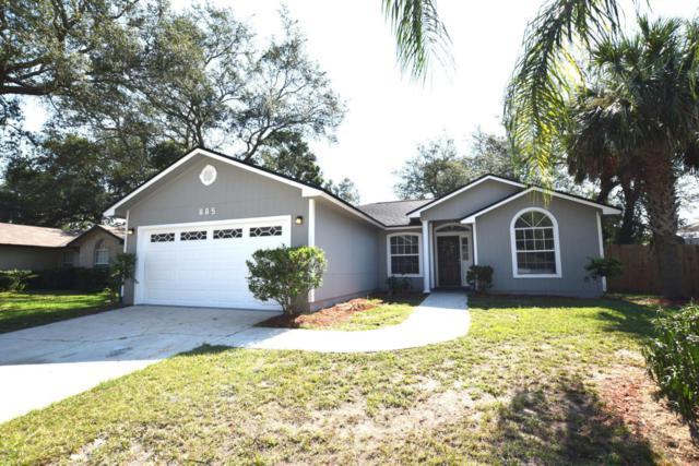 885 Long Lake Dr, Jacksonville, FL 32225 (MLS #946913) :: EXIT Real Estate Gallery