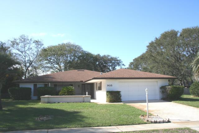 905 Alcala Dr, St Augustine, FL 32086 (MLS #947023) :: EXIT Real Estate Gallery