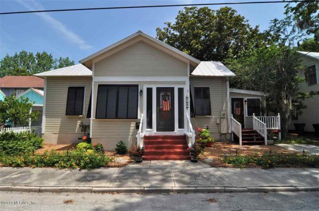 14 Mulberry St, St Augustine, FL 32084 (MLS #947041) :: St. Augustine Realty