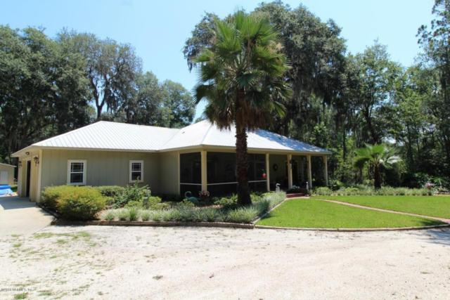 1043 SE County Road 21B, Melrose, FL 32666 (MLS #947278) :: EXIT Real Estate Gallery