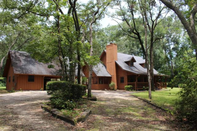 4127 Honeysuckle Cir, Middleburg, FL 32068 (MLS #947310) :: Perkins Realty