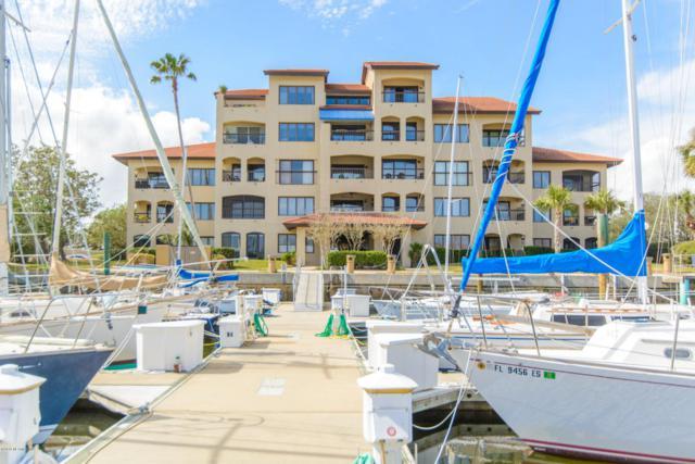 3106 Harbor Dr #106, St Augustine, FL 32084 (MLS #947368) :: The Hanley Home Team