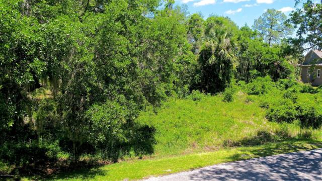 LOT 7 Little Piney Island Dr, Fernandina Beach, FL 32035 (MLS #947606) :: The Hanley Home Team
