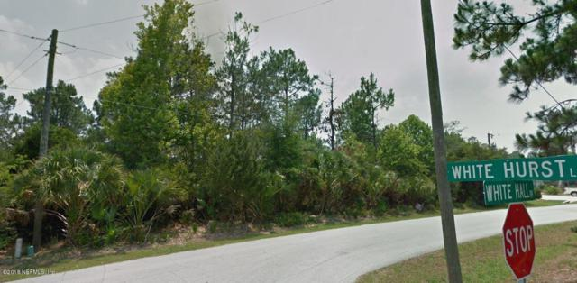 89 White Hall Dr, Palm Coast, FL 32164 (MLS #947672) :: Pepine Realty