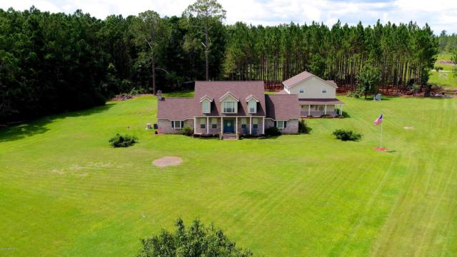 26139 Willie Hodges Rd, Hilliard, FL 32046 (MLS #947794) :: The Hanley Home Team