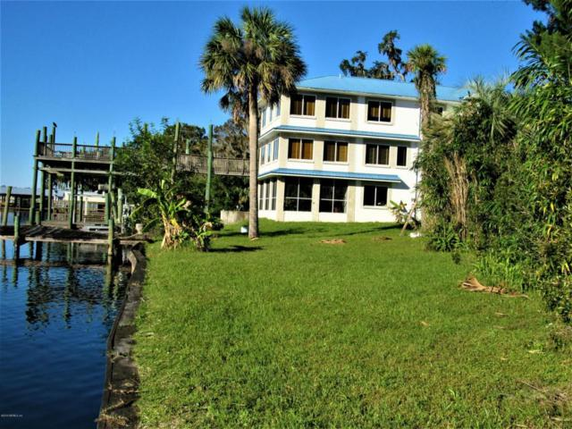 703 Front St, Welaka, FL 32193 (MLS #947989) :: Berkshire Hathaway HomeServices Chaplin Williams Realty
