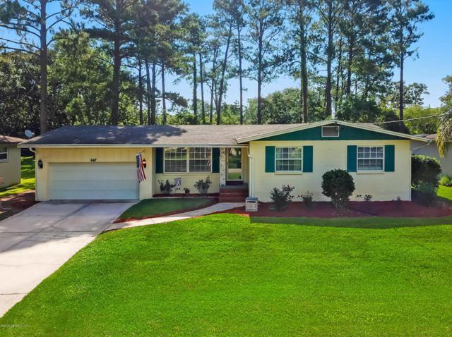 647 Monte Carlo Rd, Jacksonville, FL 32216 (MLS #948020) :: EXIT Real Estate Gallery