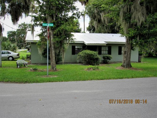 318 Elm St, Welaka, FL 32193 (MLS #948060) :: CrossView Realty