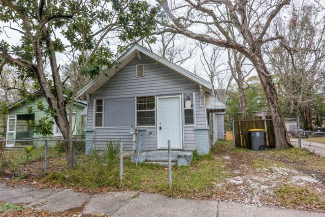1549 W 23RD St, Jacksonville, FL 32209 (MLS #948217) :: EXIT Real Estate Gallery