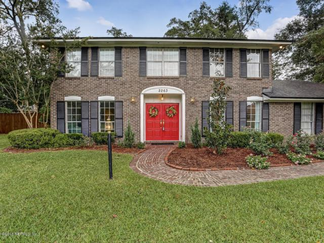2263 Grey Fox Ct, Orange Park, FL 32073 (MLS #948261) :: EXIT Real Estate Gallery