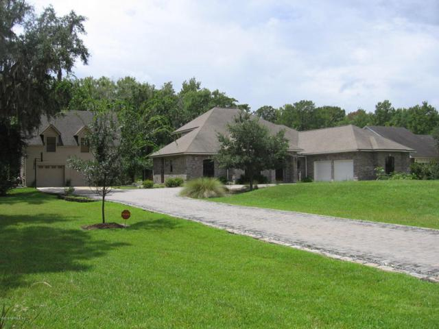 161 Williams Park Rd, GREEN COVE SPRINGS, FL 32043 (MLS #948550) :: CrossView Realty