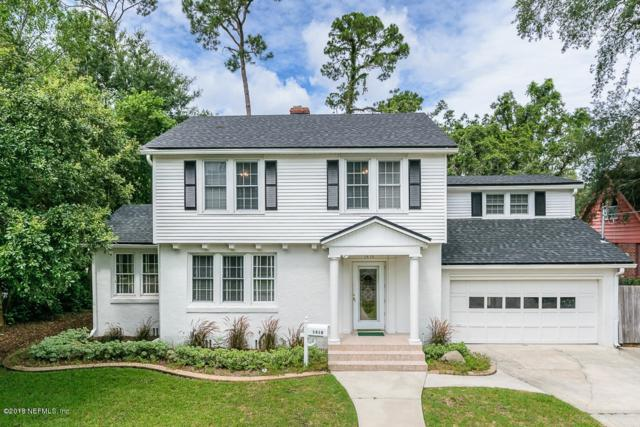 1418 Palmer Ter, Jacksonville, FL 32207 (MLS #949006) :: Berkshire Hathaway HomeServices Chaplin Williams Realty