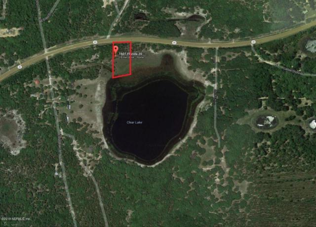1601 State Road 20, Hawthorne, FL 32640 (MLS #949170) :: CrossView Realty
