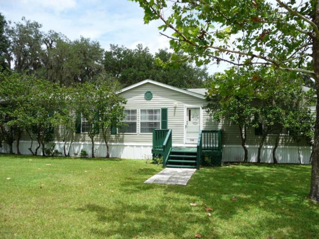 118 Boat Ramp Rd, Palatka, FL 32177 (MLS #949360) :: Memory Hopkins Real Estate