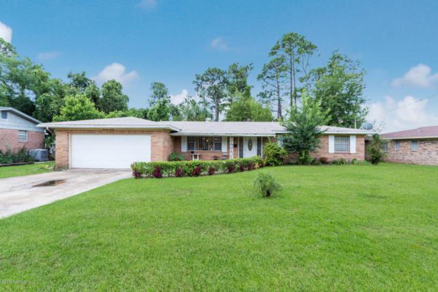 1420 Belleshore Cir, Jacksonville, FL 32218 (MLS #949611) :: Memory Hopkins Real Estate