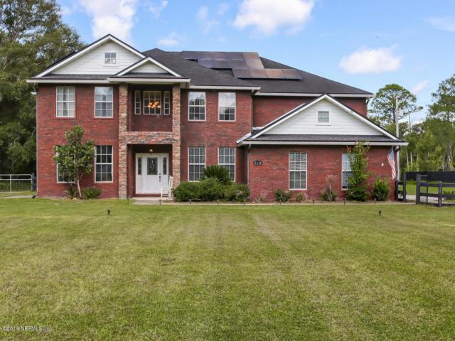 2418 Violet Way, Middleburg, FL 32068 (MLS #949920) :: The Hanley Home Team