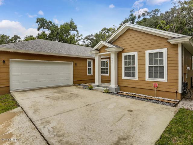 7815 Lenox Ave, Jacksonville, FL 32221 (MLS #949927) :: EXIT Real Estate Gallery