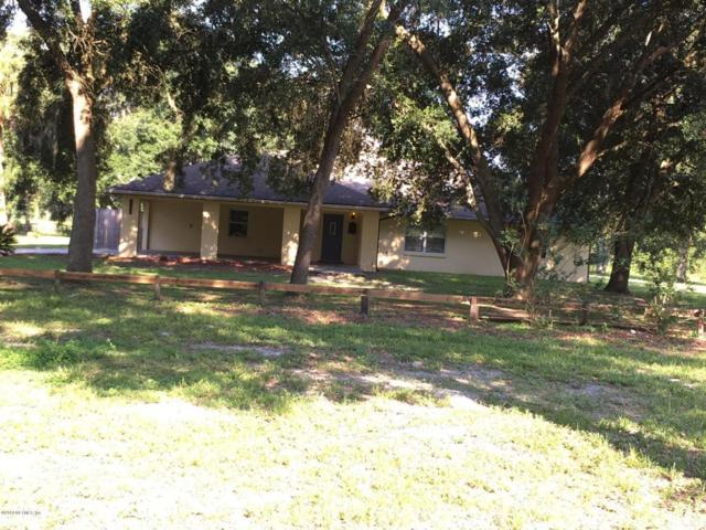 3300 SE 183RD AVENUE Rd, Oklawaha, FL 32179 (MLS #950011) :: EXIT Real Estate Gallery