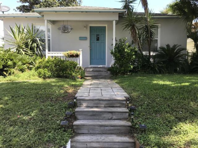 540 Myra St, Neptune Beach, FL 32266 (MLS #950158) :: The Hanley Home Team