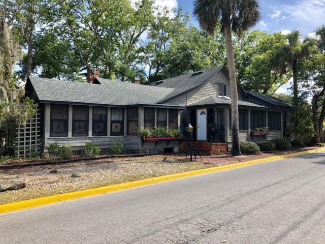 6 South St, St Augustine, FL 32084 (MLS #950398) :: Memory Hopkins Real Estate