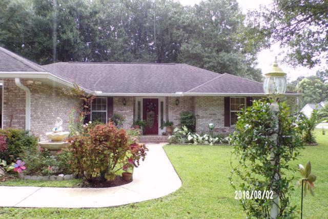 130 S Parker St, Starke, FL 32091 (MLS #950473) :: EXIT Real Estate Gallery