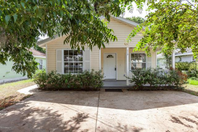 973 Cooper St, St Augustine, FL 32084 (MLS #950616) :: EXIT Real Estate Gallery