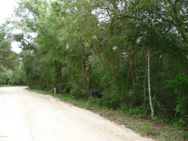 111 Sand Lake Dr, Pomona Park, FL 32181 (MLS #951056) :: The Hanley Home Team