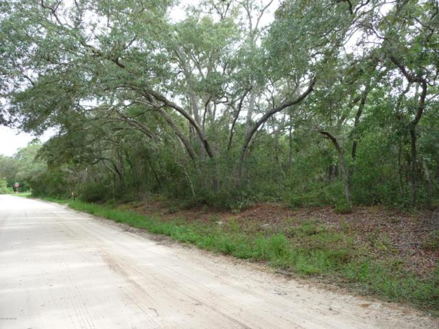 LOT 34 Sand Lake Dr, Pomona Park, FL 32181 (MLS #951060) :: 97Park