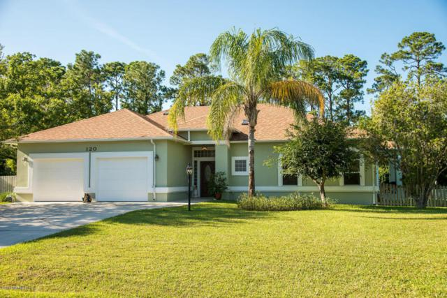 120 S South Walk Pl, St Augustine, FL 32086 (MLS #951243) :: EXIT Real Estate Gallery