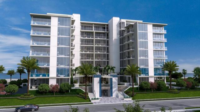 1401 1ST St S #805, Jacksonville Beach, FL 32250 (MLS #951331) :: The Hanley Home Team