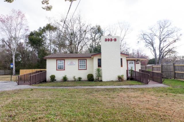 393 College Dr D, Middleburg, FL 32068 (MLS #951502) :: EXIT Real Estate Gallery