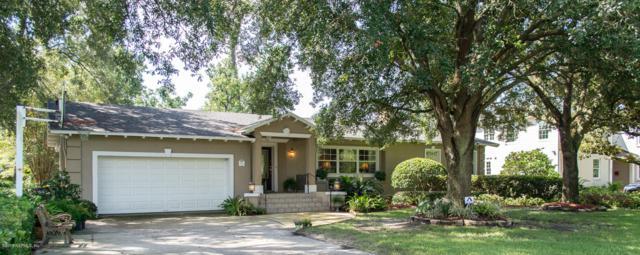 1064 Holly Ln, Jacksonville, FL 32207 (MLS #951514) :: Memory Hopkins Real Estate