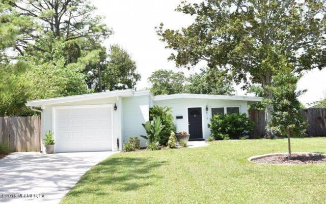 819 6TH Ave N, Jacksonville Beach, FL 32250 (MLS #951538) :: The Hanley Home Team