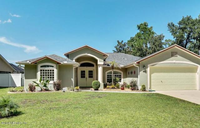 46 Bickford Dr, Palm Coast, FL 32137 (MLS #951564) :: Memory Hopkins Real Estate